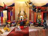 70651 La confrontation dans la salle du trône