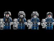 70815 Le super vaisseau de la police secrète 8