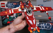 9497 Republic Striker Starfighter, OUT