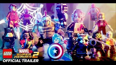 LEGO Marvel Super Heroes 2 Official Full-Length Trailer