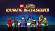 Écran titre-Batman, la Ligue des Justiciers