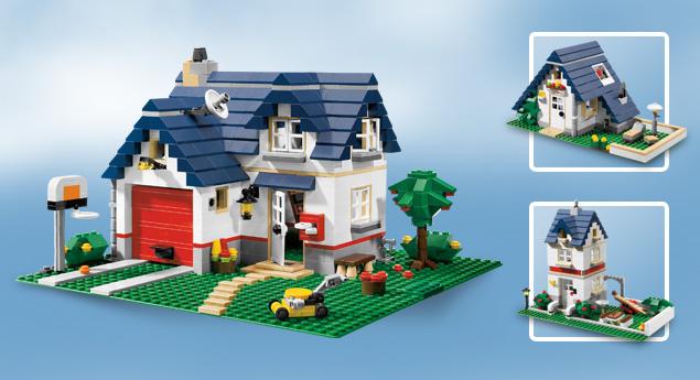 5891 La Maison De Campagne Wiki Lego Fandom Powered By