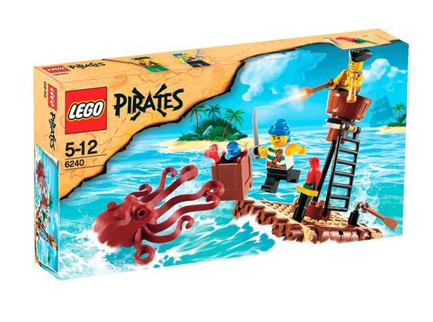 LEGO Pirates Kraken Attackin 6240