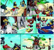6253 Shipwreck Hideout comic 2