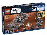 Star Wars Super Pack 3 in 1 66395