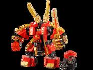 70500 Le robot de feu de Kai