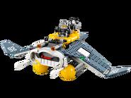 70609 Le bombardier Raie Manta 2