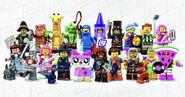 71023 Minifigures Série La Grande Aventure LEGO 2