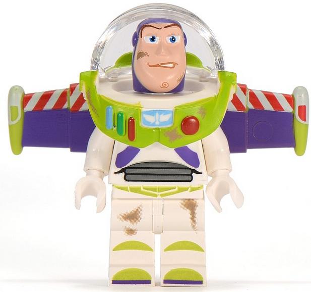 Genuine Lego Toy Story Minifigures 7599 LOTSO BUZZ LIGHTYEAR or TWITCH JESSIE