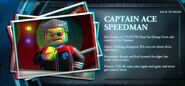 CAPTAIN ACE SPEEDMAN