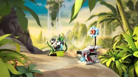LEGO Chima - 70107 Skunk útočí