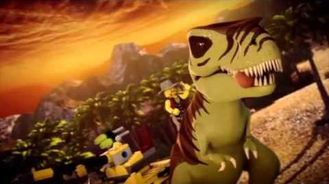 LEGO Dino - Chase