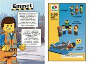 La Grande Aventure LEGO L'album du film 1