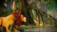 Lion légendaire