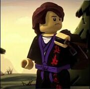 Ninjago Young Garmadon (teenager).