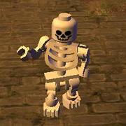 Squelette-HP 57