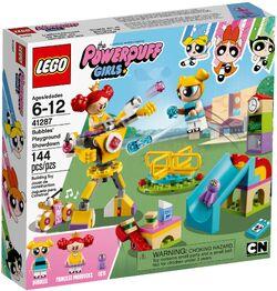 41287 Bubbles' Playground Showdown Box
