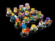71009 Minifigures Série 2 Les Simpson 2
