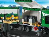7733 Le camion et son chariot élévateur
