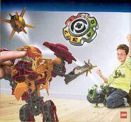 Katalog výrobků LEGO® za rok 2009 (první pololetí) - Strana 60