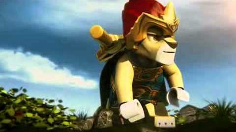 LEGO Legends of Chima Laval Teaser Video