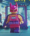 Pink Power Batgirl?