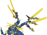Surge and Dragon Bolt Combiner Model