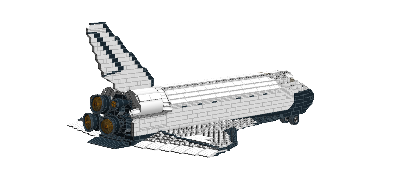 Image - Space shuttle endeavour 2.png | Brickipedia ...