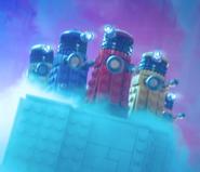 TLBM Daleks