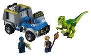 10757 Raptor Rescue Truck