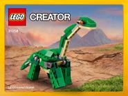 31058 Sauropod