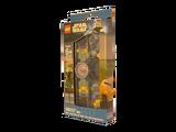 5000143 LEGO Star Wars with Boba Fett Minifigure Watch