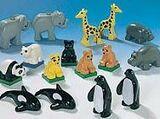 9192 DUPLO Zoo Animals