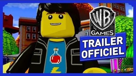 LEGO Dimensions - Pack Midway Arcade - Trailer Officiel
