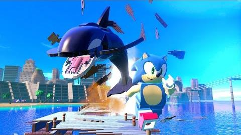 LEGO Dimensions Sonic the Hedgehog Official Trailer