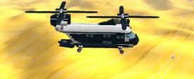 SWAT Heavy Lift Heli