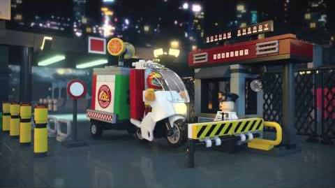 Scarecrow Special Delivery 70910 - The LEGO Batman Movie - Product Animation
