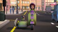 41306 Le scooter de plage de Mia