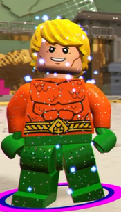 Systarian Aquaman