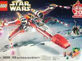 4002019 Christmas X-Wing