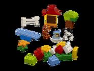 4624 Boîte de briques