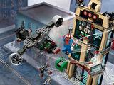 76005 Spider-Man : L'attaque du Daily Bugle