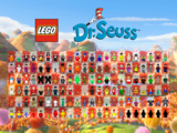 Dr Seuss LEGO: The Video Game