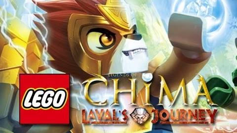 LEGO Legends of Chima Laval's Journey -- Launch Trailer