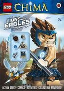 Legends of Chima Lions and Eagles