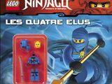 LEGO Ninjago : Les quatre élus