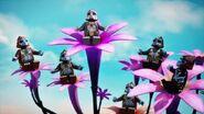 Tour Florale-La colère des Gorilles