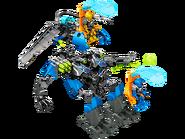 44028 Le Robot 2 en 1 de Surge et Rocka 3