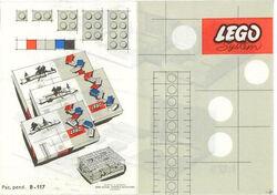 518-2 x 4 Plates (architectural hobby und modelbau version)