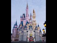 71040 Le château Disney 16